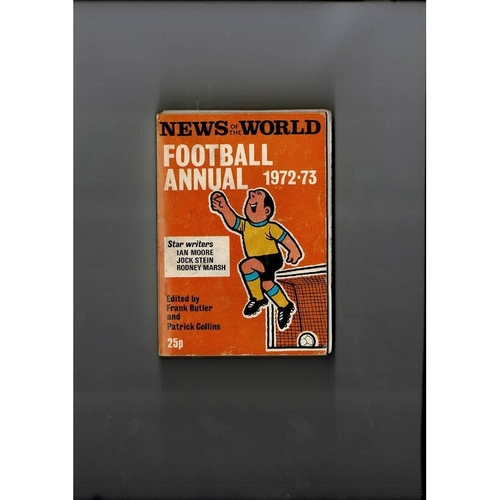 1972/73 News of the World Football Annual