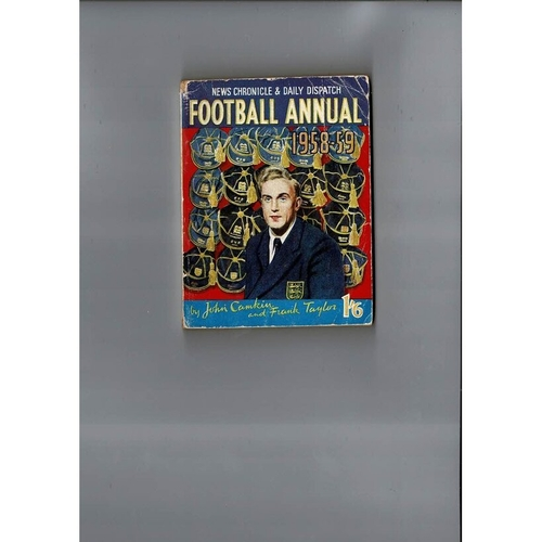 News Chronicle & Daily Dispatch Football Annual 1956/57