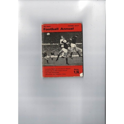 The Handy Football Annual 1967/68