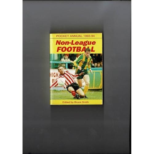 The Non League Football Annual 1993/94
