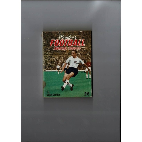 Playfair Football Annual 1964/65