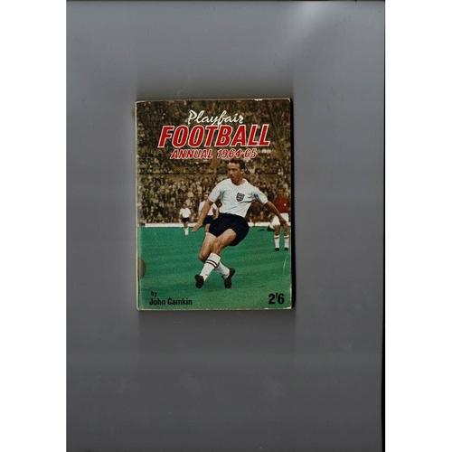 Playfair Football Annual 1964/65