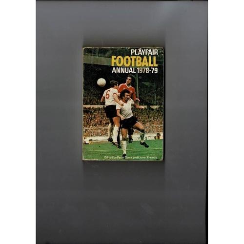 Playfair Football Annual 1978/79