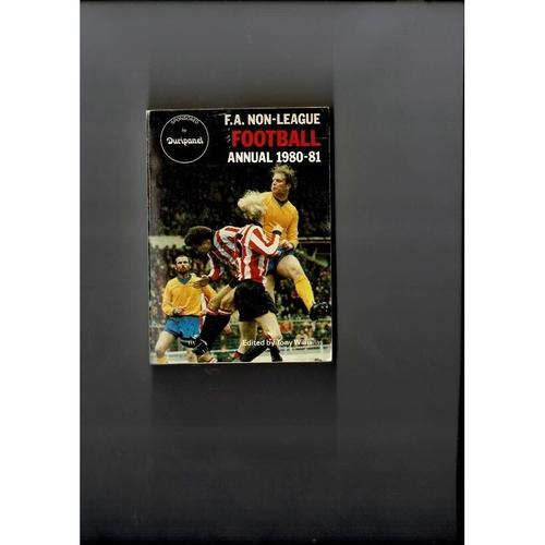 The Non League Football Annual 1980/81