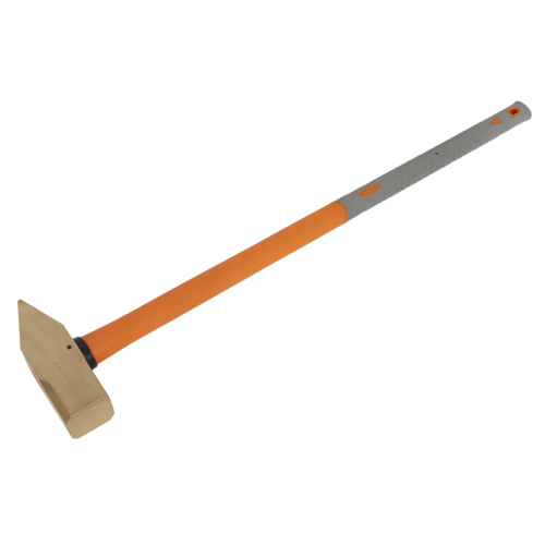 Cross Pein Engineer's Hammer 11lb Non-Sparking - Sealey - NS082