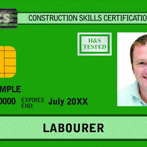 Silver package-CSCS Test+Mock tests+1x FREE L1 H&S resit & 1* day QCF L1 H&S Course