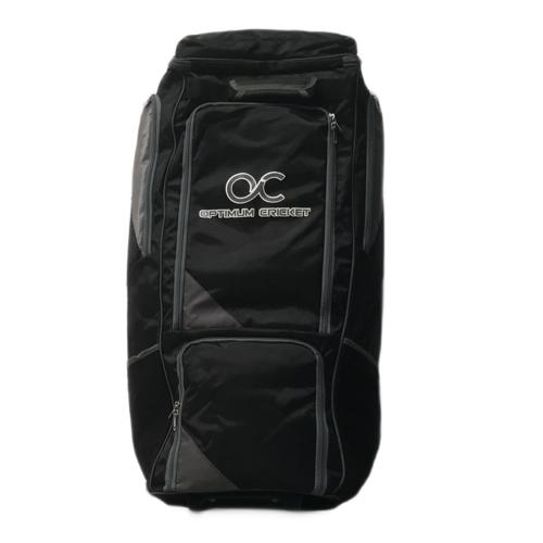 Wheelie Duffle Bag Black