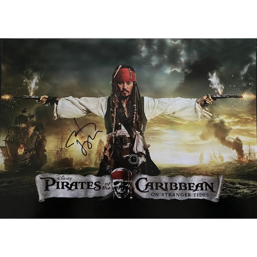Pirates of the Caribbean  (Framed)