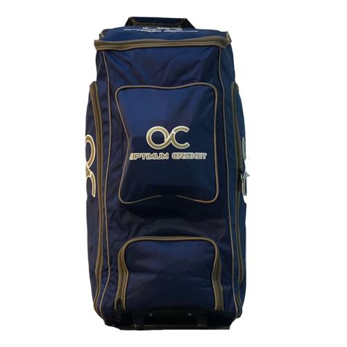 Academy Wheelie Duffle Bag Navy