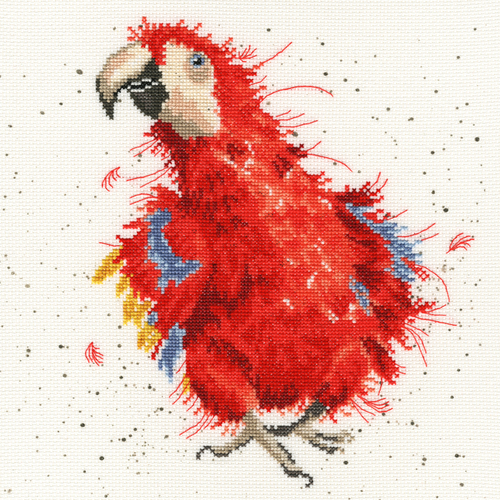 Parrot On Parade
