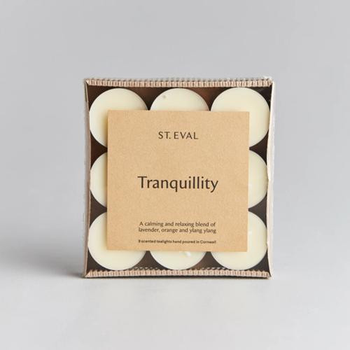 Tealights Tranquillity