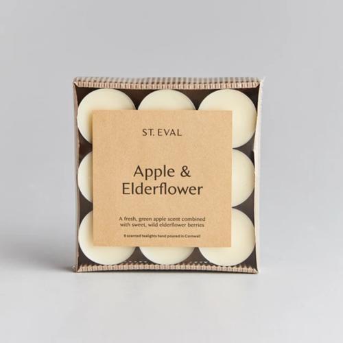 Tealights Apple and Elderflower