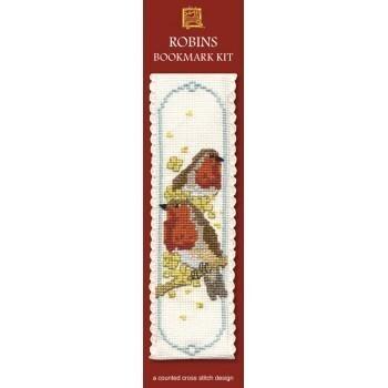 Bookmark - Robins