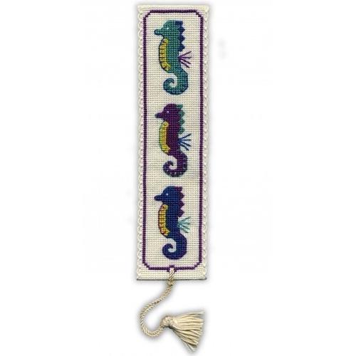 Bookmark - Seahorses
