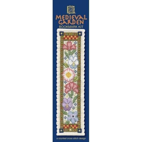 Bookmark - Medieval Garden