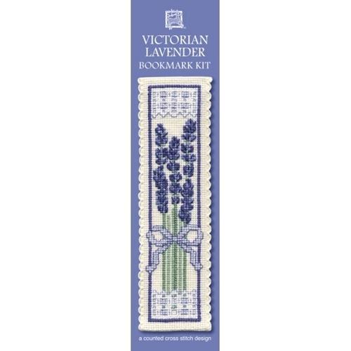 Bookmark - Victorian Lavender