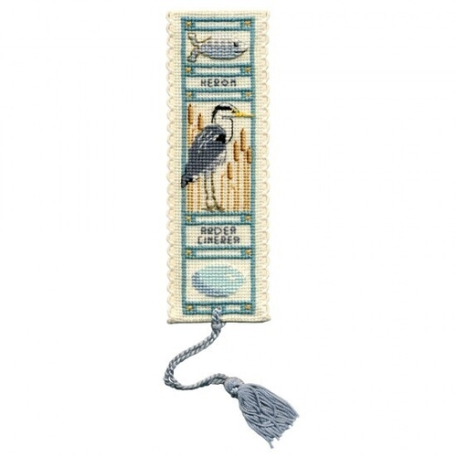 Bookmark - Heron