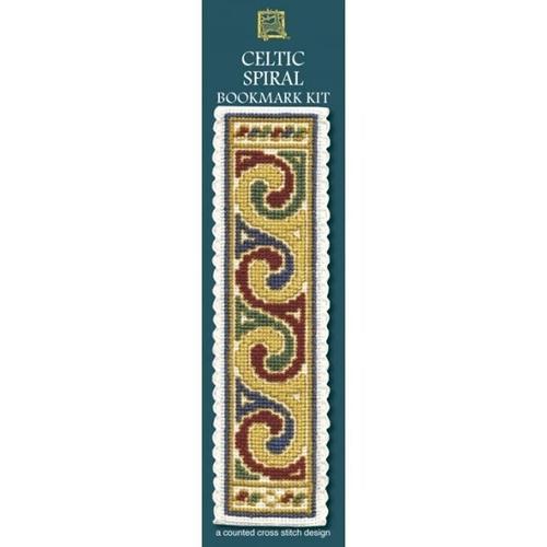 Bookmark - Celtic Spiral