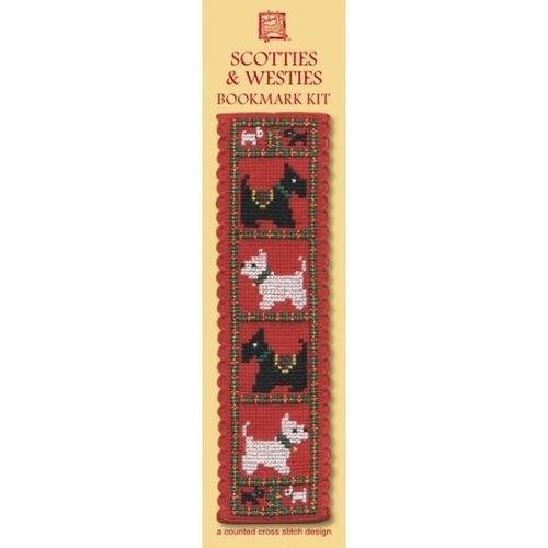 Bookmark - Scotties & Westies