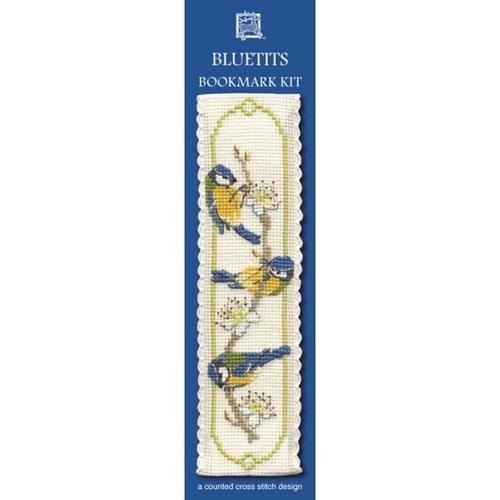 Bookmark - Bluetits