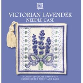 Needlecases - Victorian Lavender