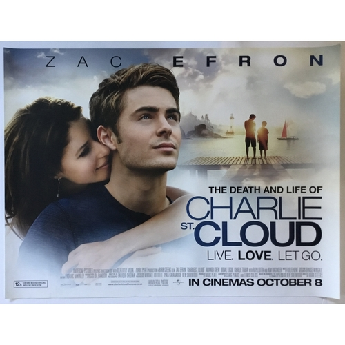 The Death and Life of Charlie St. Cloud (UK Quad) Poster