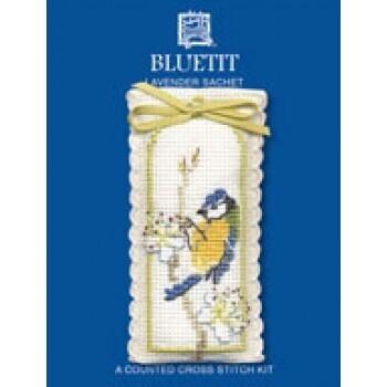 Lavender Sachets - Bluetits