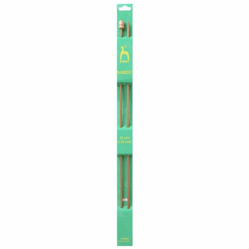 2.75mm Bamboo Knitting Needles
