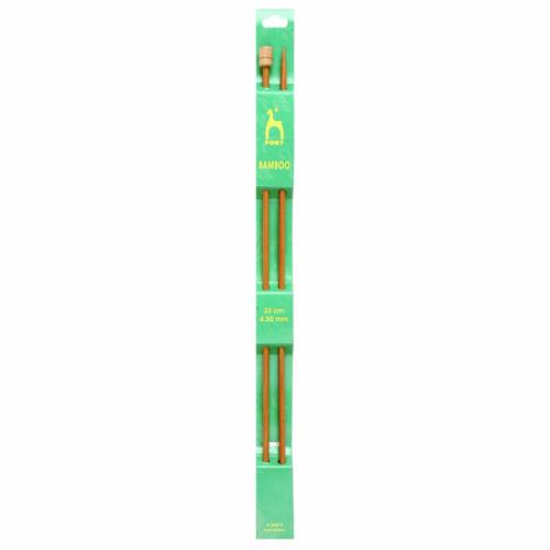 4.50mm Bamboo Knitting Needles