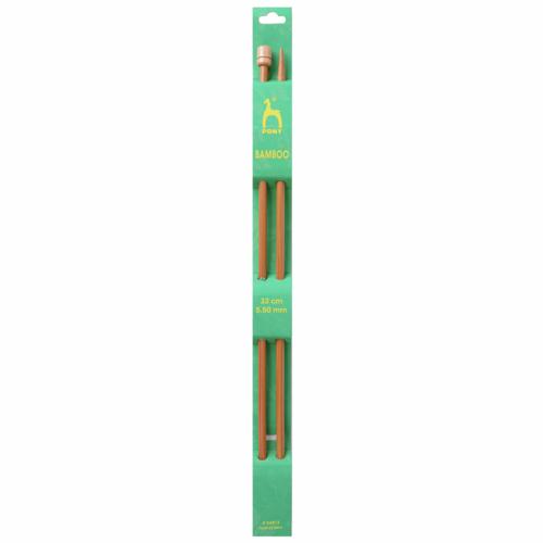 5.50mm Bamboo Knitting Needles