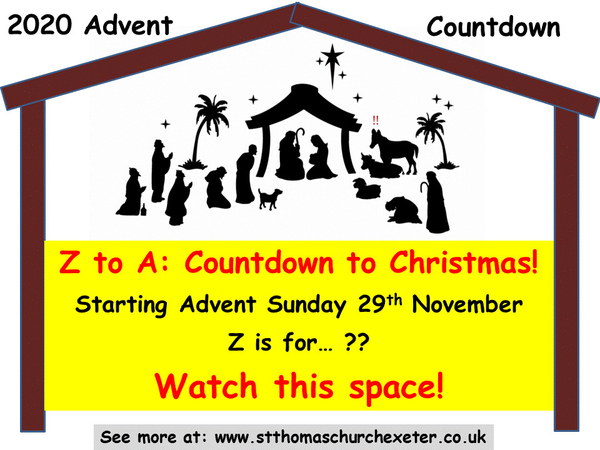 Advent Countdown - coming soon!!