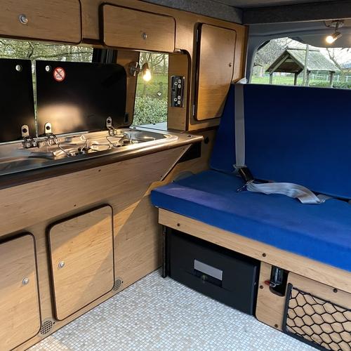 2001 (51)reg Mazda Bongo AERO Camper Van 4 Berth 2.5TD Auto