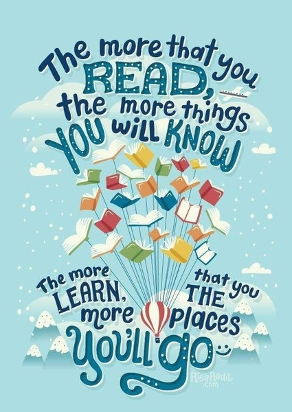 The POWER of READING!