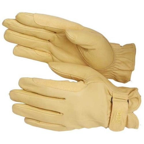 Gloves - Zilco Leather Driving/Riding Gloves