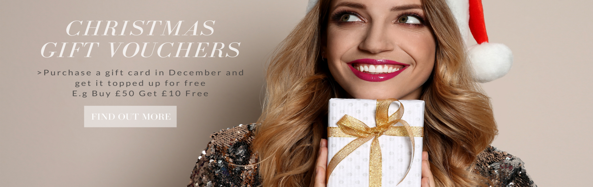 Gift Vouchers| Beauty Gift Vouchers | Vouchers Emily Louise Beauty