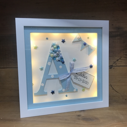 LED Nursery Frame
