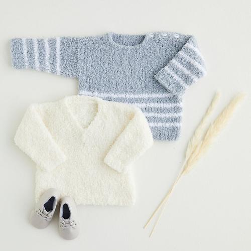 Snowflake Chunky Sweater Pattern 5393