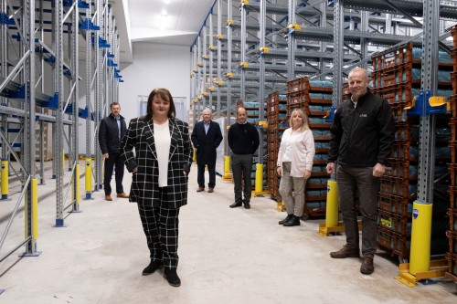 Investment Raised For Celtic Cold Storage