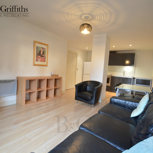 Renting in Cardiff - 1 bedroom apartment, Galleon Way, Cardiff Bay