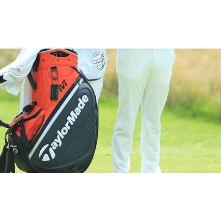 Rory McIlroy Hand Signed Tour Bag