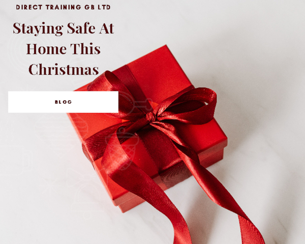 Staying Safe At Home This Christmas