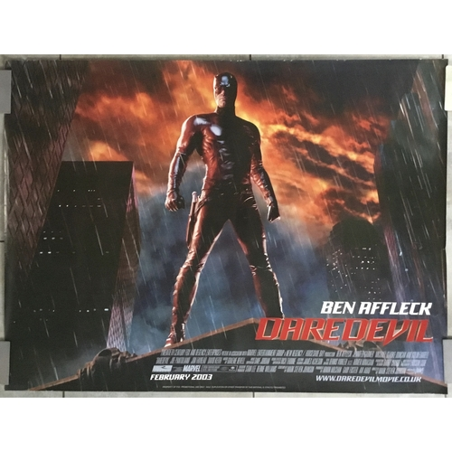 Daredevil (UK Quad) Movie Poster