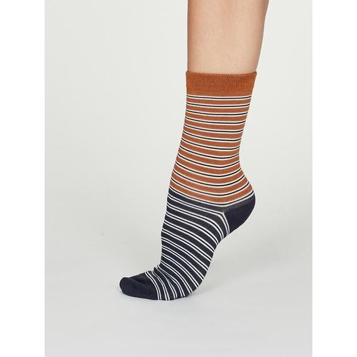 Thought Bamboo Socks Stripe