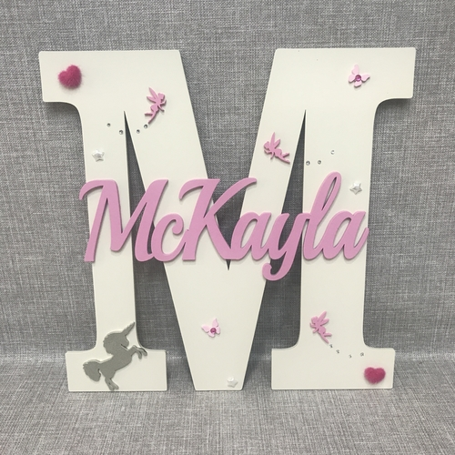 "Large "" MAGICAL "" monogram"