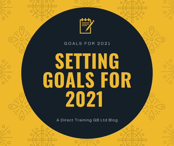 Setting And Achieving Goals In 2021