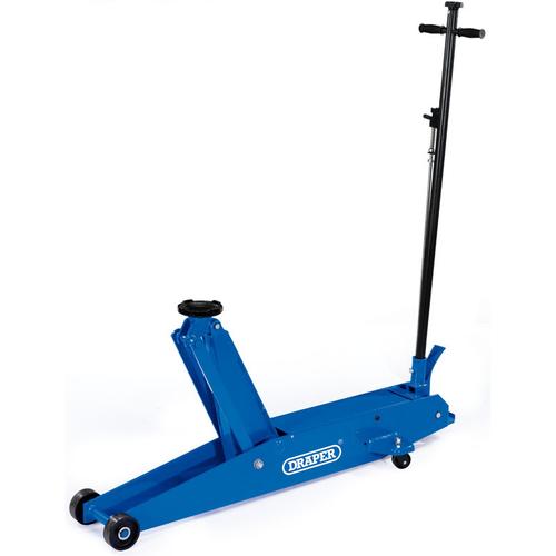 Long Chassis Trolley Jack (3 Tonne) - Draper - 03463