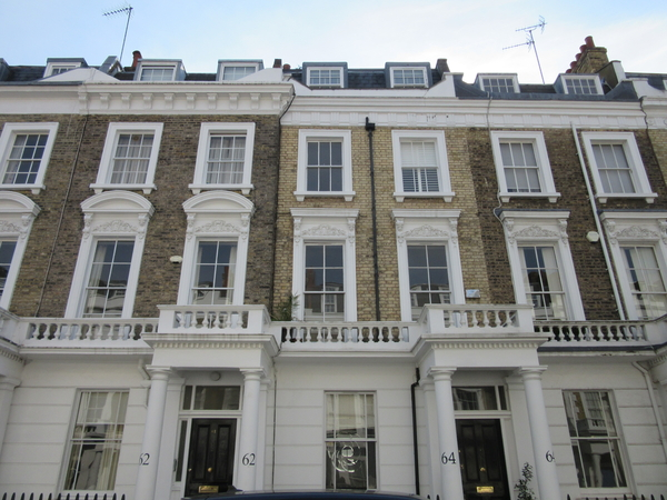 PARTY WALL – REAR EXTENSION AND LOFT CONVERSION IN CENTRAL LONDON