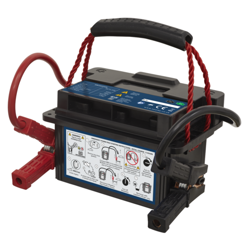 RoadStart® Compact Jump Starter 12V 1200A - Sealey - RS102C