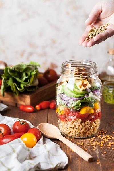 Balancing gut flora