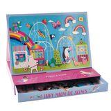 Magnetic Play Scenes-Rainbow